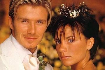 Sau loạt sóng gió, vợ chồng David Beckham kỷ niệm 20 năm ngày cưới bằng những lời yêu