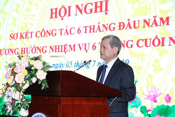 Bộ Thông tin Truyền thông,Bắc Ninh,Bắc Kạn,Bộ trưởng Nguyễn Mạnh Hùng