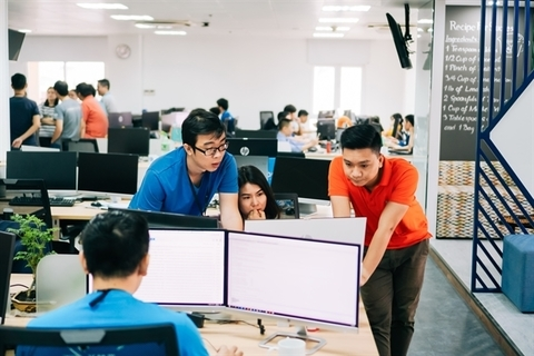 US technology consulting firm makes Vietnam entry