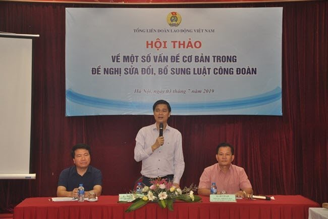Foreigners asked to join local labor unions: VGCL