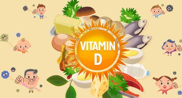 Thêm một cách bổ sung vitamin D cho trẻ