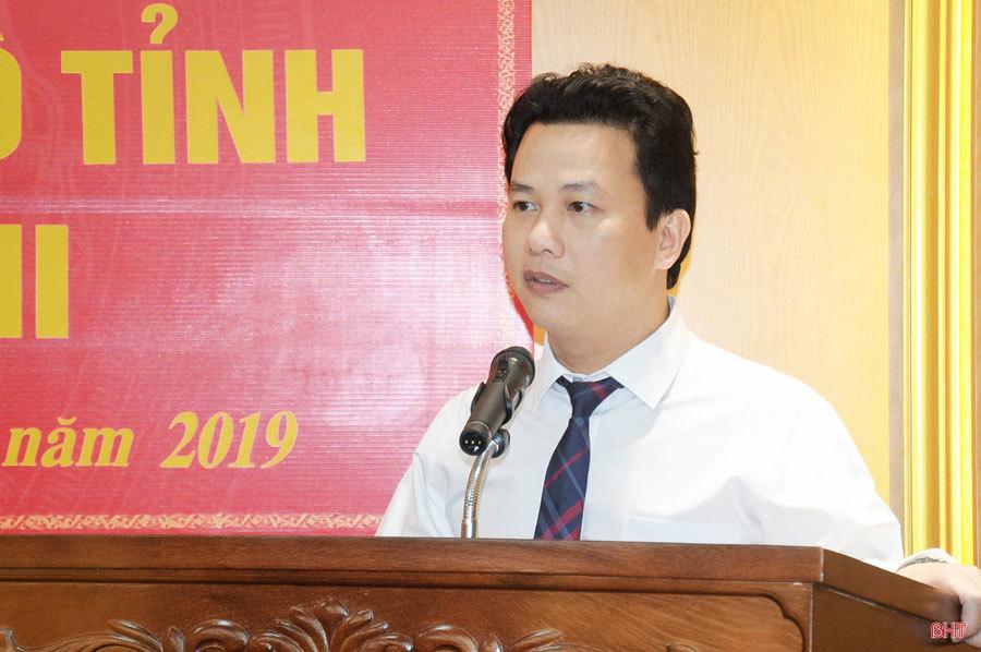 nhân sự,Chủ tịch tỉnh,Hà Tĩnh,Hà Giang