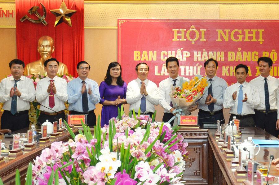 Chủ tịch Hà Tĩnh Đặng Quốc Khánh nhận nhiệm vụ mới tại Hà Giang