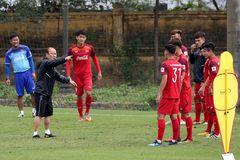 HLV Park Hang Seo gọi lại Martin Lo lên tuyển U23 Việt Nam