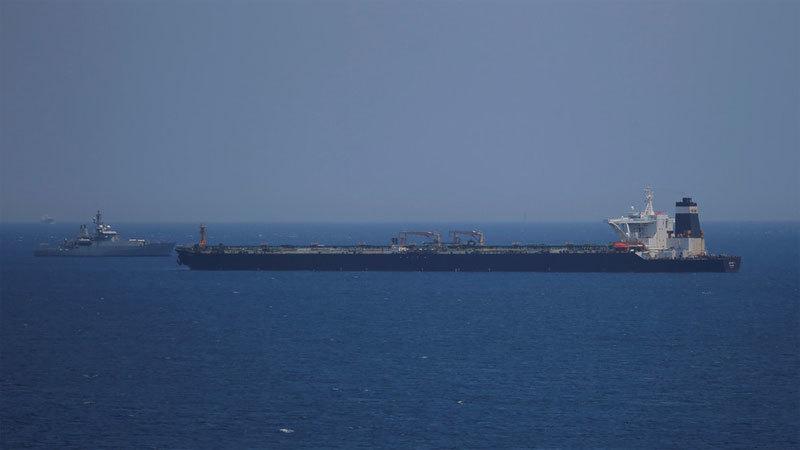 Iran đe dọa bắt giữ tàu dầu Anh