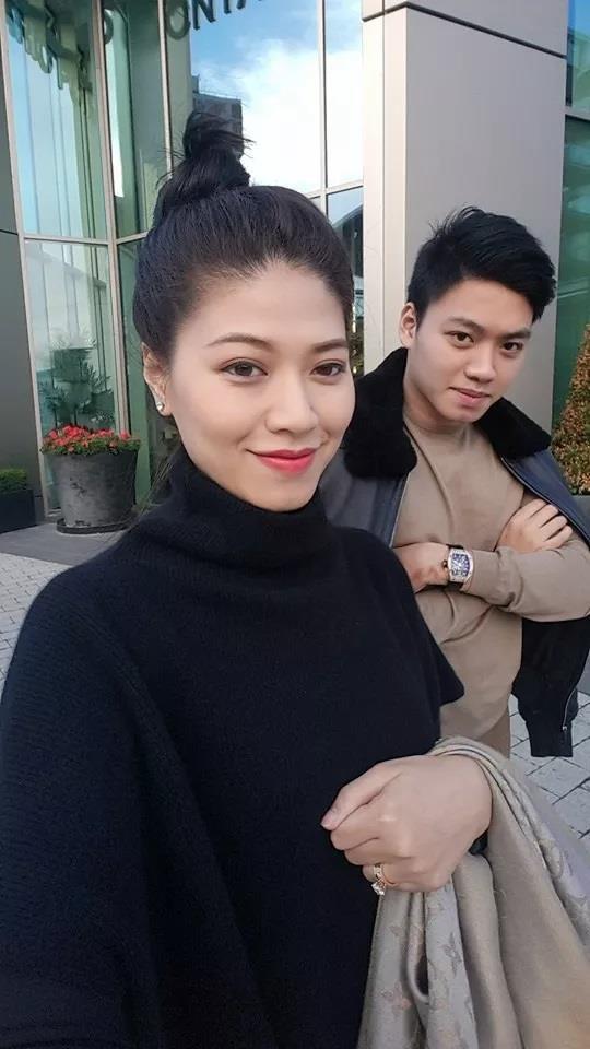 Bạn trai tin đồn của Đỗ Mỹ Linh: Thiếu gia sành điệu, cặp kè toàn mỹ nhân