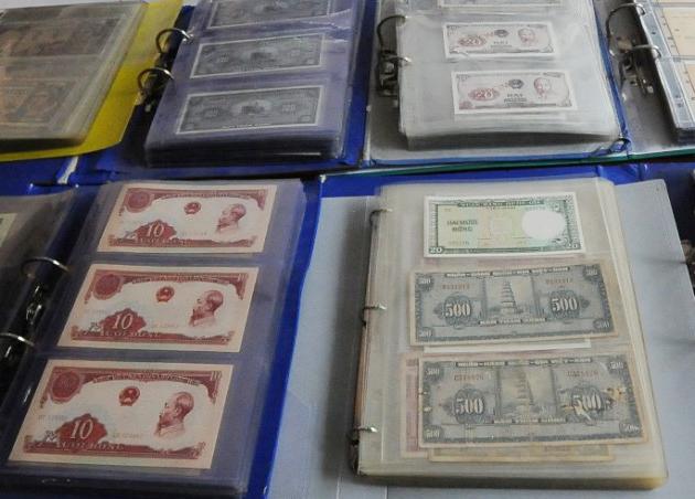 300 bộ tiền xưa Việt Nam vô cùng độc lạ hiếm của thầy giáo An Giang