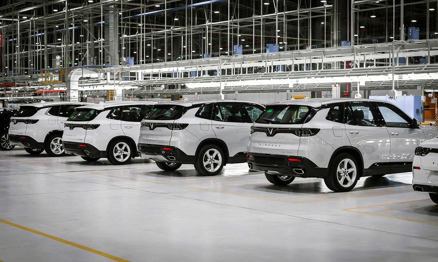 công nghiệp ô tô,xe nhập khẩu,hiệp định thương mại tự do,thuế nhập khẩu ô tô,công nghiệp hỗ trợ,tỷ lệ nội địa hóa,xe lắp ráp trong nước