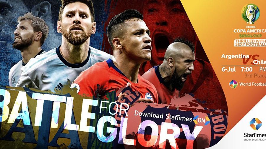 Argentina vs Chile: Danh dự và triệu đô