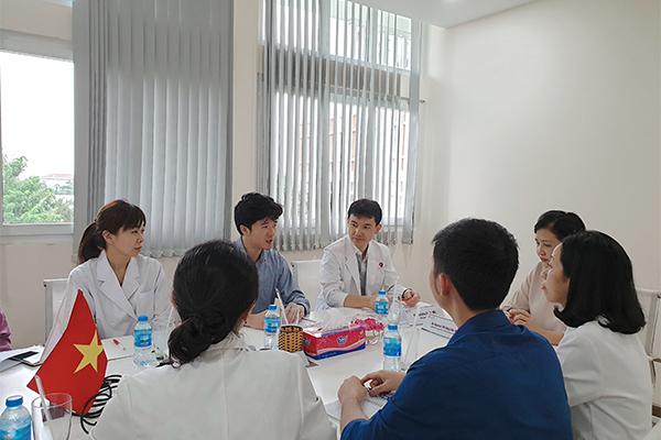 BV Quốc tế Phương Châu hợp tác với Nhật điều trị hiếm muộn