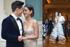 Nữ chính 'Tình yêu không có lỗi, lỗi ở bạn thân' gợi cảm trong hôn lễ với bạn trai kém tuổi