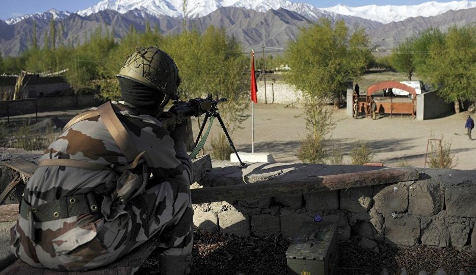 Pakistan, Ấn Độ đấu súng dữ dội tại Kashmir