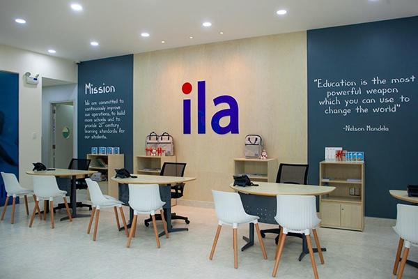 Trải nghiệm môi trường tiếng Anh chuẩn quốc tế ở ILA Nha Trang
