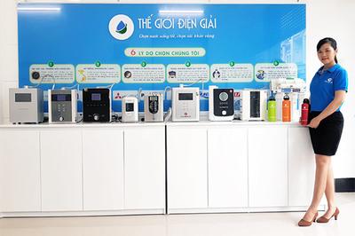Thế Giới Điện Giải khai trương showroom mới và ra mắt công nghệ DigiClean