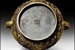 Ngỡ ngàng chiếc bát bằng đồng cũ, tưởng bỏ đi giá 100 tỷ
