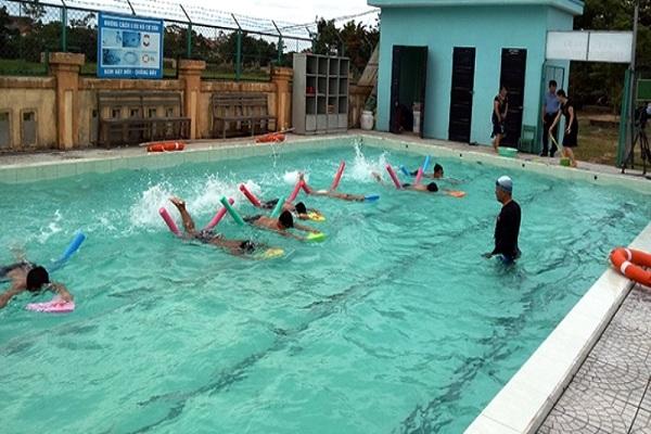 đuối nước,học sinh chết đuối,trẻ em chết đuối,dạy bơi,Quảng Bình