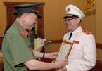 Phong hàm Thiếu tướng cho Giám đốc Công an Nghệ An Nguyễn Hữu Cầu