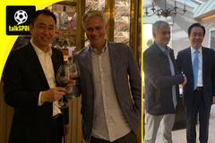 Mourinho từ chối sang Trung Quốc hành nghề