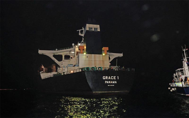 Thực hư tin Iran chặn giữ tàu chở dầu Anh