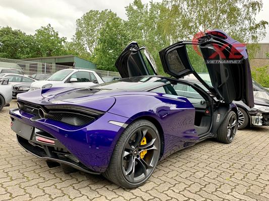 McLaren 720S,McLaren,Car Passion,Đỗ Đức Chính