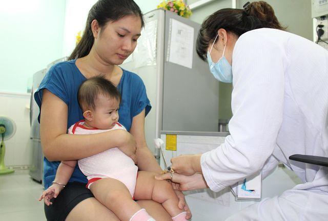 tiêm chủng,sốc phản vệ,tai biến tiêm chủng