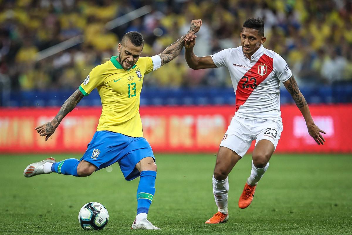Brazil vs Peru: Samba trên đỉnh Nam Mỹ
