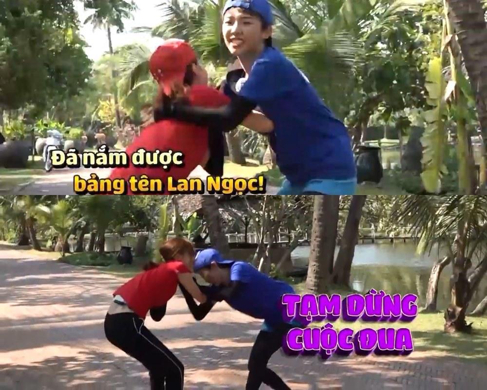 BB Trần, Ngô Kiến Huy đòi đuổi Tóc Tiên vì bị chê đồng bóng