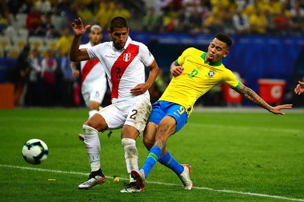 Trực tiếp Brazil vs Peru: Nấc thang lên thiên đường