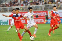 Lịch thi đấu vòng 15 V-League: Than Quảng Ninh tiếp HAGL
