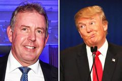 Đánh giá gây sốc của Đại sứ Anh về ông Trump