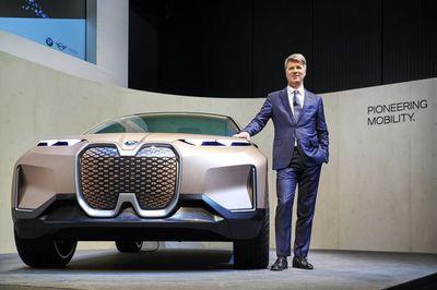 BMW hối hả tìm CEO mới