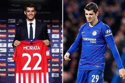 Morata chấm dứt 2 năm ác mộng tại Chelsea