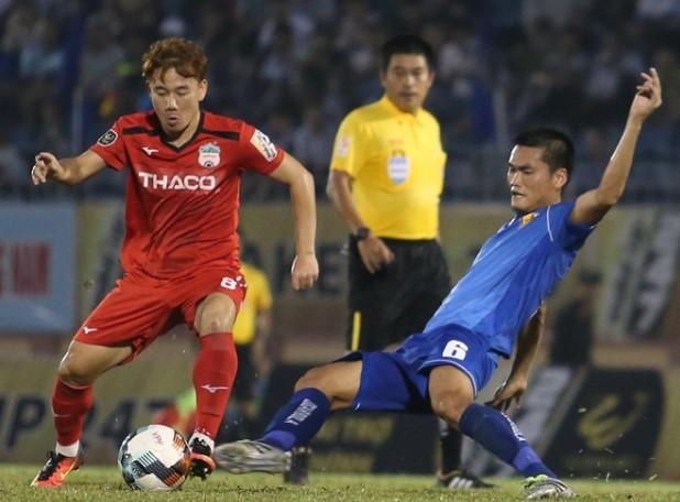 HAGL,Quảng Nam,V-League