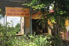 Chuyện lạ trong ngôi miếu lưu giữ 30 bộ hài cốt ở Sài Gòn
