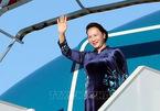 Chủ tịch Quốc hội lên đường thăm chính thức Trung Quốc