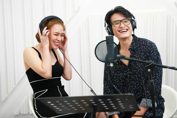 Mỹ Tâm hát với Hà Anh Tuấn nhưng lại diễn 'tình' cùng Mai Tài Phến