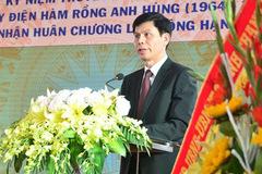 Phó chủ tịch Thanh Hóa được bổ nhiệm làm Thứ trưởng Bộ GTVT