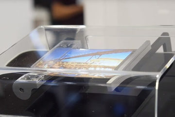 Sony sắp có smartphone màn hình cuộn độc đáo