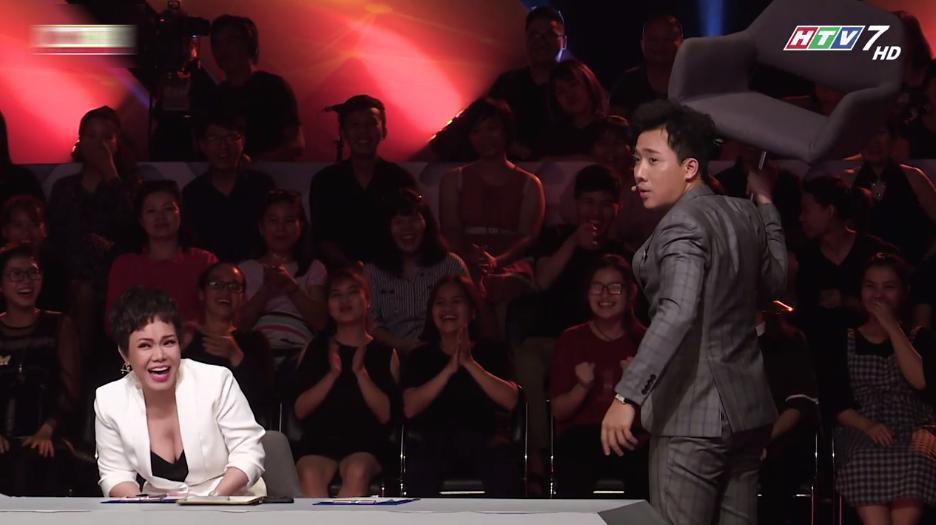 Trấn Thành,Việt Hương,Hari Won,Trường Giang,Tuấn Trần,Người bí ẩn