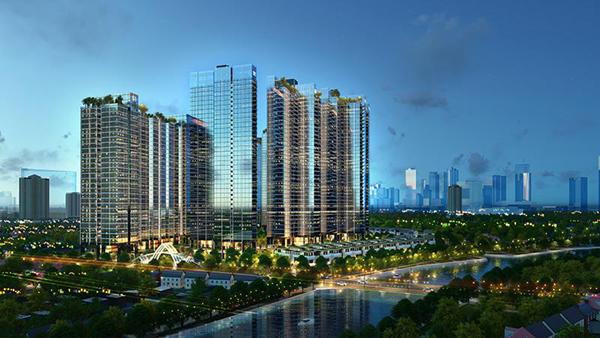 Bất động sản TP.HCM 'đón sóng' đầu tư mới từ Hàn Quốc