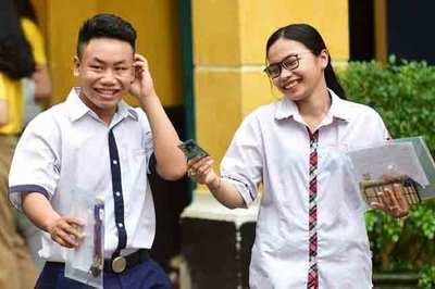 Điểm thi THPT quốc gia môn văn của Bình Thuận chủ yếu từ 5 đến 6