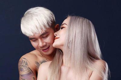 Khánh Đơn: Chụp bán nude với vợ kém 8 tuổi vì ai cũng chỉ một lần thanh xuân
