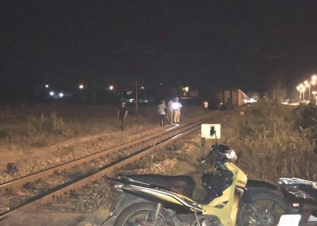 Quảng Nam,tai nạn,tai nạn đường sắt,tử vong