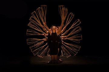 Vietnamese Bamboo Circus: The art show showcases Vietnamese life