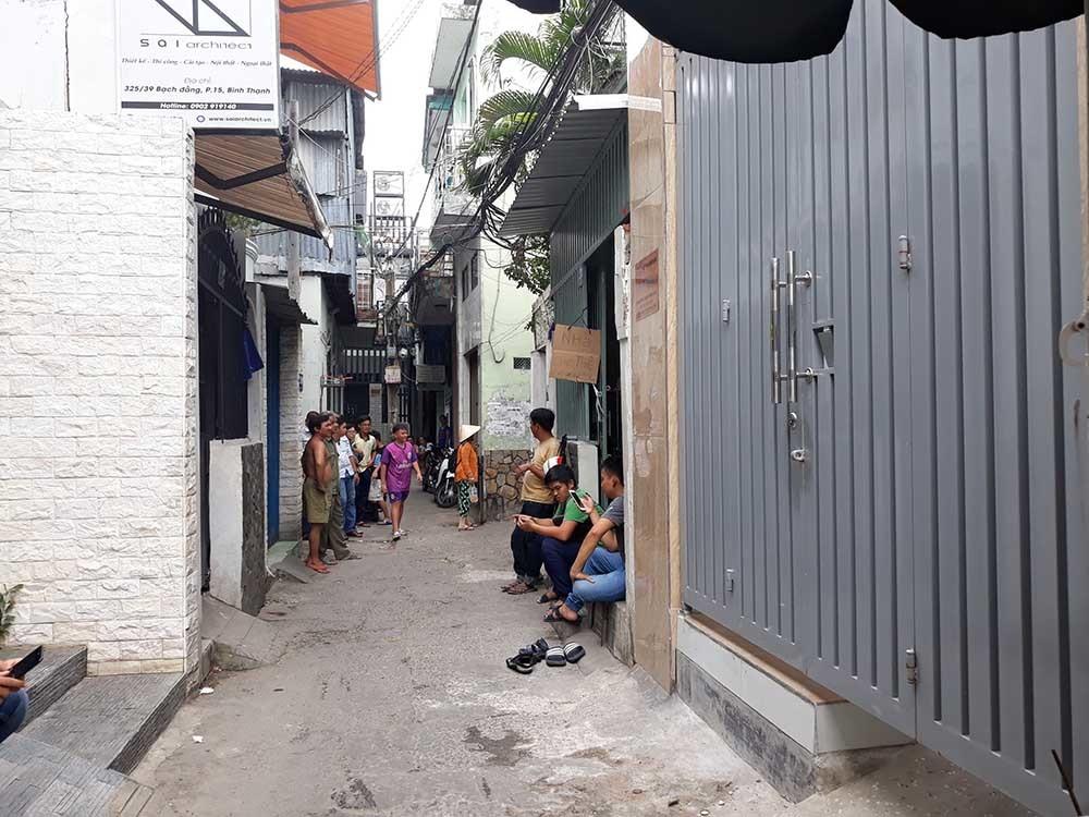 Nữ sinh tử vong nghi bị sát hại trong phòng trọ ở Sài Gòn