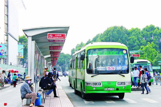 HCM City bus services seek higher subsidy