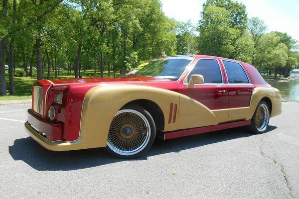 Những mẫu xe cũ độ thành Rolls-Royce đẹp long lanh
