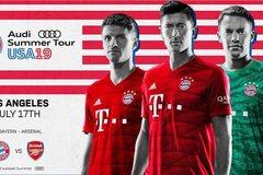 Lịch du đấu Hè 2019 của Bayern Munich