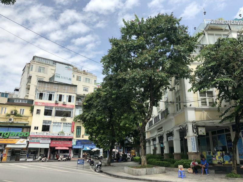 số 2 lê thái tổ,trung tâm văn hoá hồ gươm,đất vàng Hà Nội,đất công,Hà Nội,quận Hoàn Kiếm,Hồ Gươm