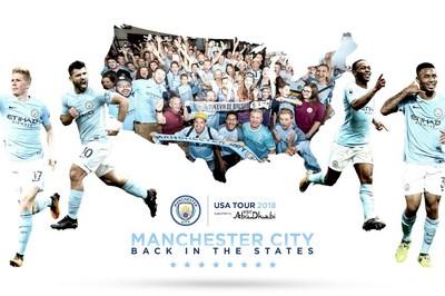 Lịch du đấu Hè 2019 của Man City